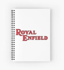 Royale Enfield Spiral Notebook