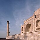 The Taj Mahal, Agra, India. by Darren Newbery