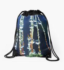 Planet moss Drawstring Bag