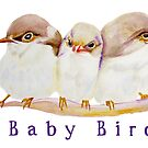 Baby Bird by Kellie Raines