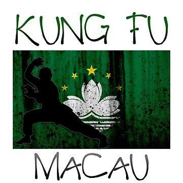 Kung Fu Macau by VictorR9