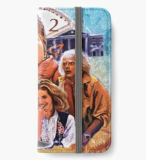 Time Is Best Meant Traveled  iPhone Wallet/Case/Skin