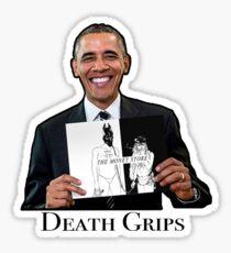 Noided Obama Sticker
