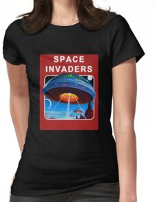 Space Invaders Atari 2600 Game Artwork T-shirt
