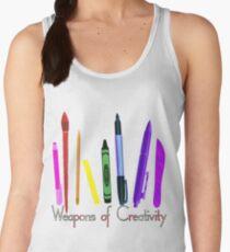 Weapons of Creativity Women's Tank Top