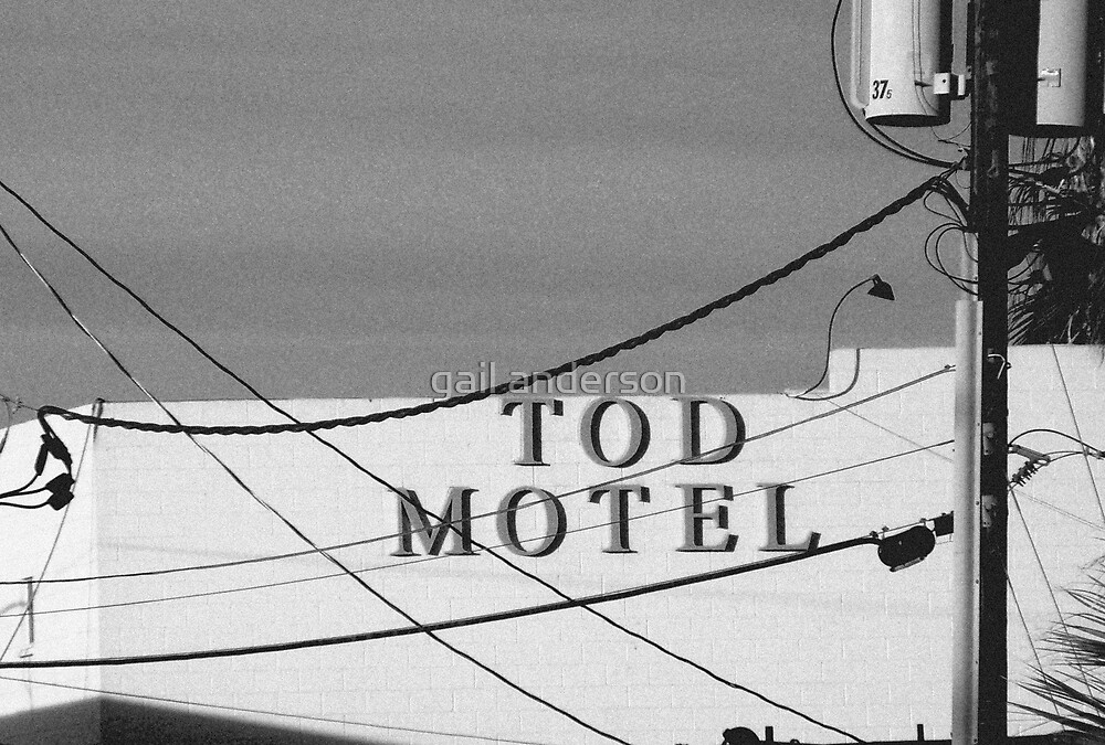 Tod Motel by gail anderson
