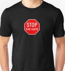 Stop the Hate Shirt Unisex T-Shirt
