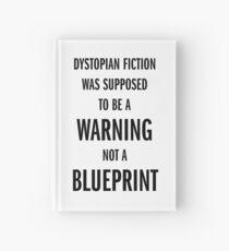 Dystopian America  Hardcover Journal