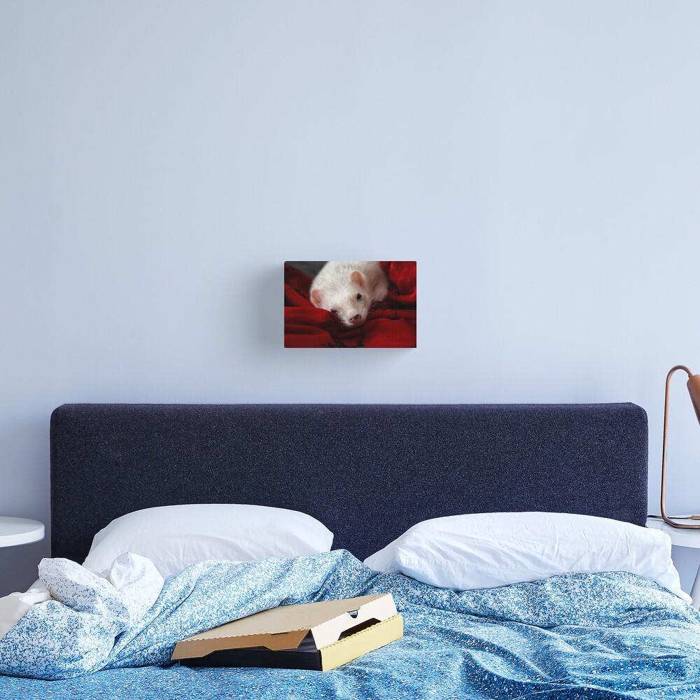 The Elegance Canvas Print