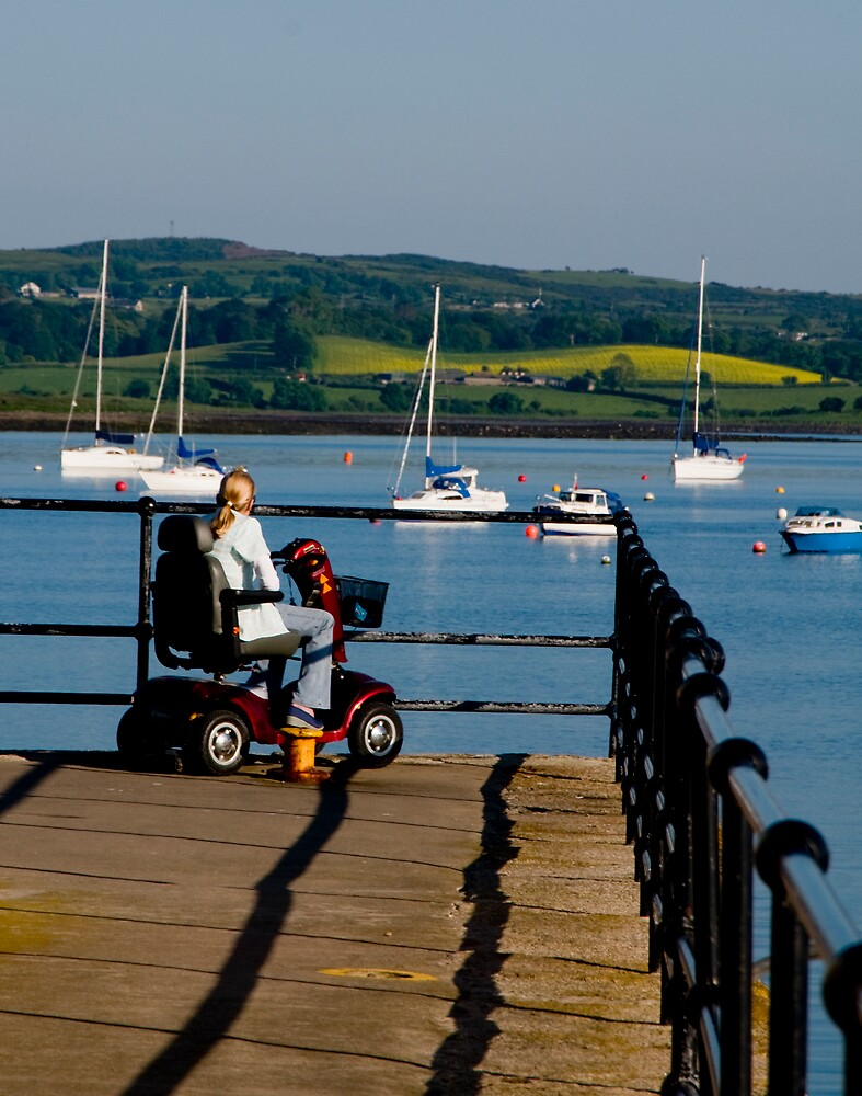 Mobility: Access to a better view by ragman