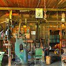 Docs Town Black Smith Shop by PFrogg