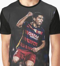 Luis Suarez barcelona Graphic T-Shirt 22fc2d23e