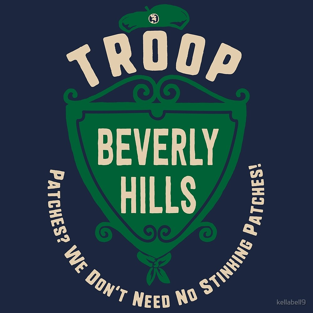 «Tropa Beverly Hills» de kellabell9
