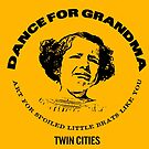 OFFICIAL DFG LOGO by DanceForGrandma