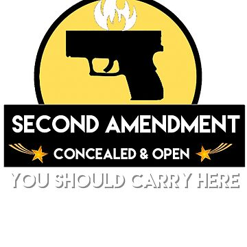 Second amendment Buffalo Wild Wings parody tee by TimShane