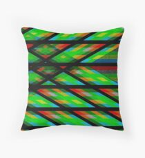 Abstract geometric art Floor Pillow