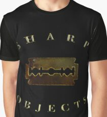 Sharp Objects Graphic T-Shirt