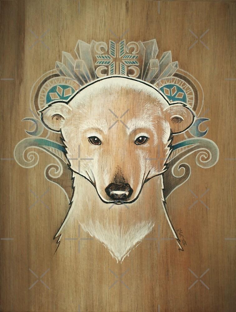 Polar by Sarah  Mac Illustration