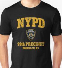 99th Precinct - Brooklyn NY Slim Fit T-Shirt
