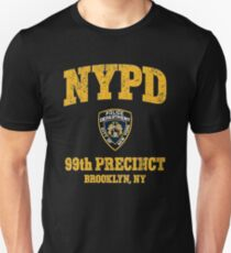 Camiseta ajustada 99th Precinct - Brooklyn NY