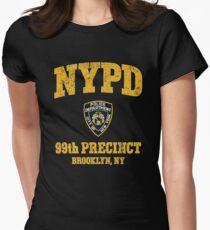99th Precinct - Brooklyn NY Women's Fitted T-Shirt