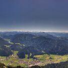 Top of the Mountain by Stefan Trenker