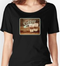 Castle's Coffee Women's Relaxed Fit T-Shirt