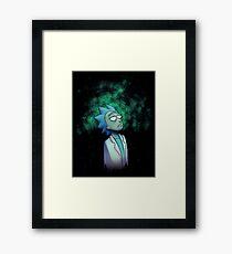 DR rick Framed Print