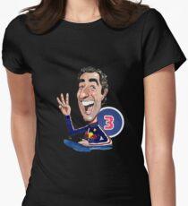 Fast Racer Daniel Ricciardo Women's Fitted T-Shirt