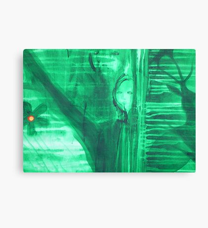 natures spirit Canvas Print