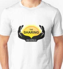 The Sharing Unisex T-Shirt