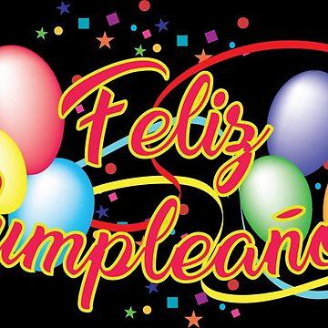 feliz cumpleaños - gift idea by mar1994
