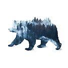 Nature Bear by Igor Sitchko