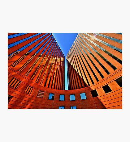 Courtyard Photographic Print