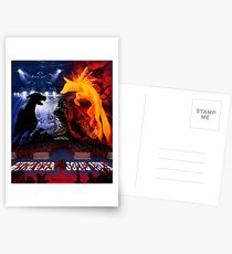 Metal Gear Solid 19XX Postcards