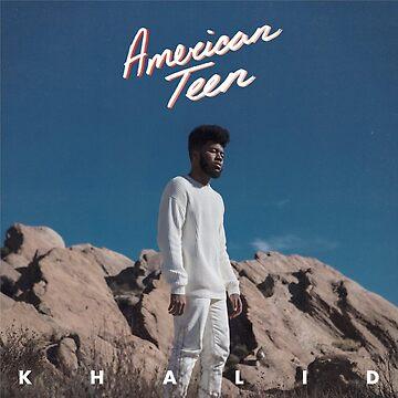 Khalid - American Teen by thebiglezowski