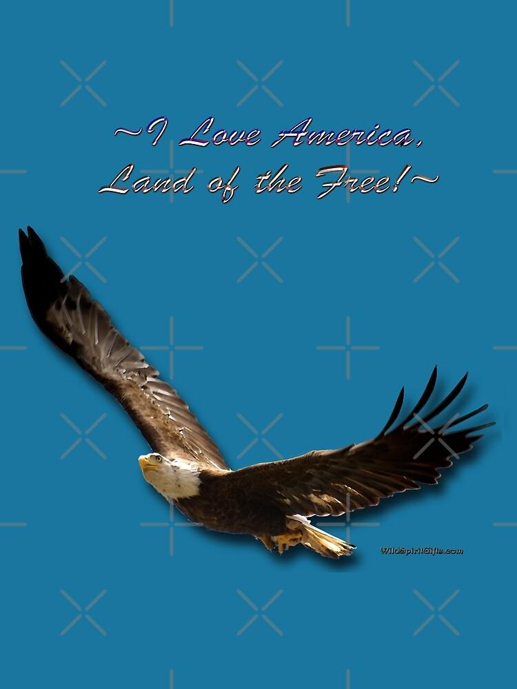 """Land of the Free!"" by Skye Ryan-Evans"