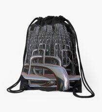 """""""Tubular"""" Drawstring Bag"""