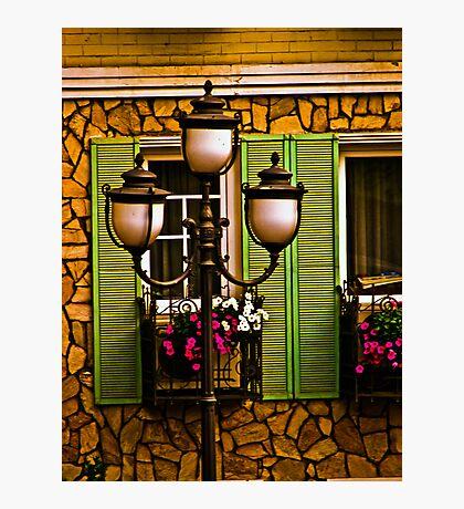 Light & window Photographic Print