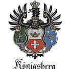 Königsberg Coat of Arms by edsimoneit