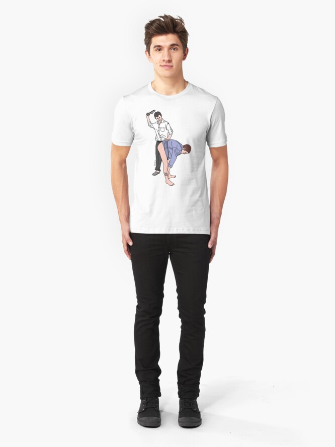 Alternate view of Are You Sorry Slim Fit T-Shirt