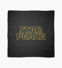 STAR PEACE (Star Wars funny parody) Scarf