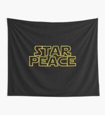 STAR PEACE (Star Wars funny parody) Wall Tapestry