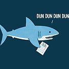 Dun Dun Dun by Teo Zirinis