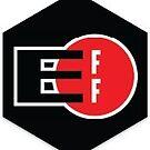 EFF Sticker by Pretty Good Conferences