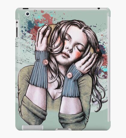 Feels Like the Wind Blows iPad Case/Skin