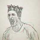 King Varane by Mark White