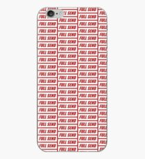 FULL SEND NELK BOYS NEW HIGH QUALITY YOUTUBER MERCH (REMAKE) (ANY COLOR) iPhone Case