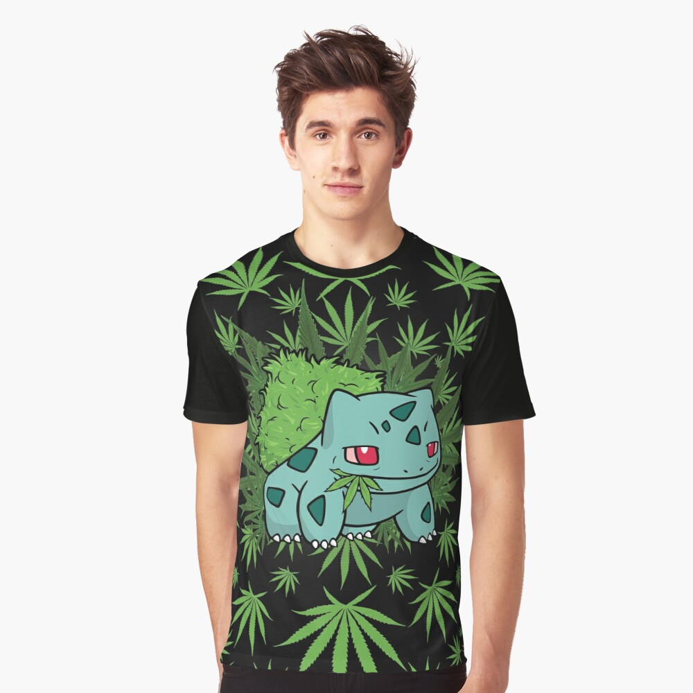 Bulba OG Graphic T-Shirt Front