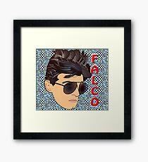 Pop Art Falco Framed Print